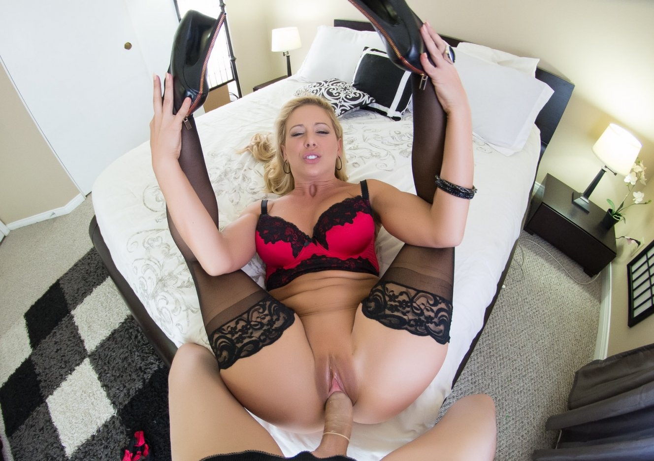 Cherie DeVille Naughty Wife