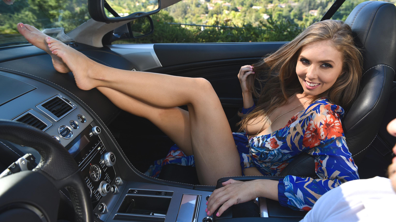 Lena Paul's 007 ride